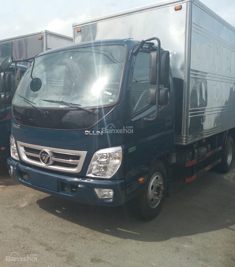 Bán xe tải Thaco 2019, tải trọng 2.15 tấn, giá rẻ vào thành phố (8)