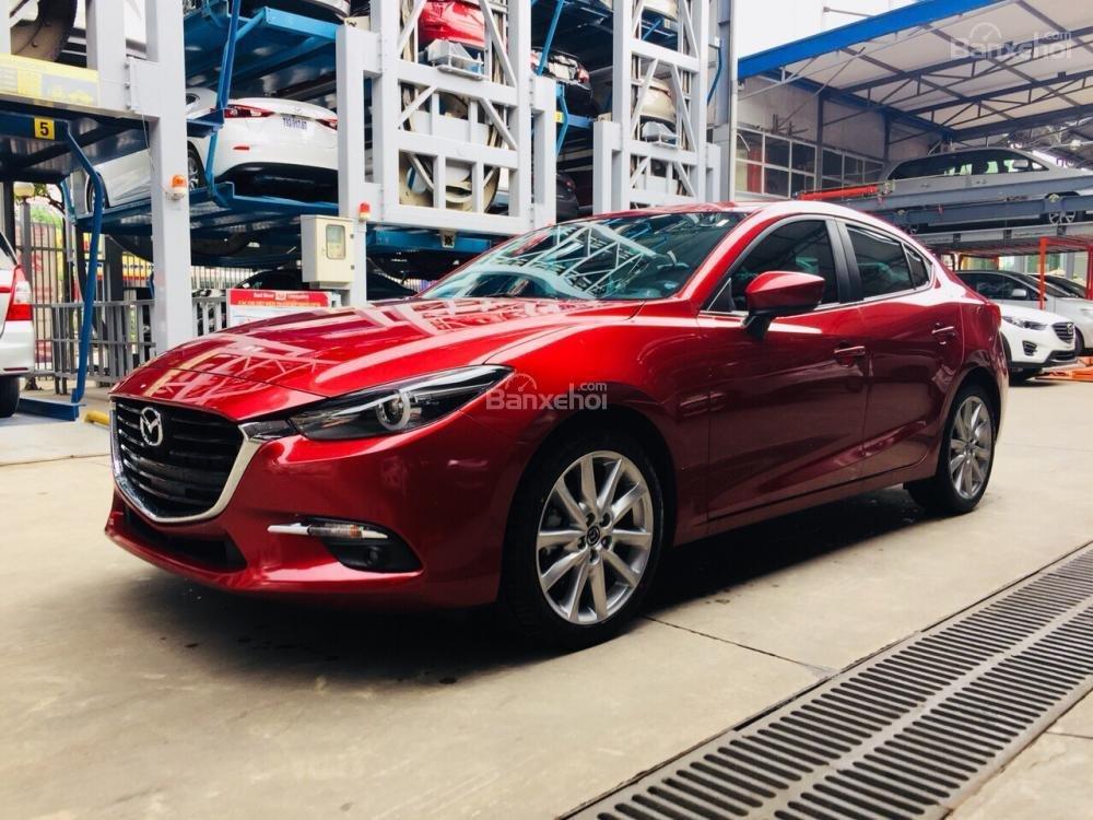 Mazda 3 2019 - Giảm giá đến 20 triệu - tặng nhiều phụ kiện chính hãng - bảo hành 5 năm - trả góp 85%-2