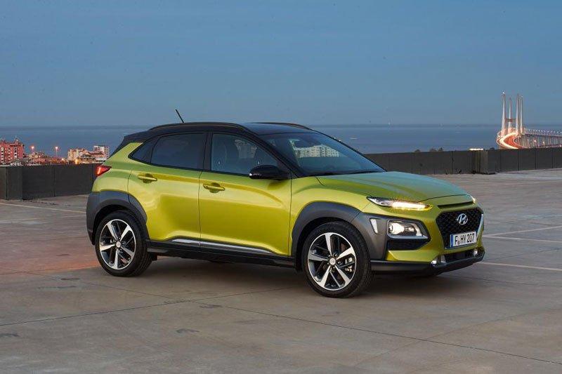 Giá xe Hyundai Kona 2019 mới nhất tại Việt Nam...