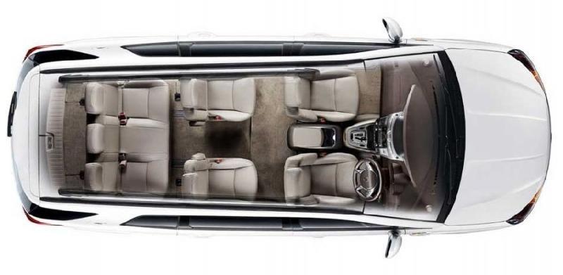 Mẫu MPV SsangYong Stavic facelift chính thức ra mắt - Ảnh 2.