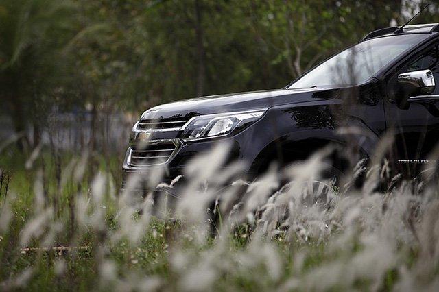 Hướng dẫn chi tiết vay mua xe Chevrolet Trailblazer trả góp..