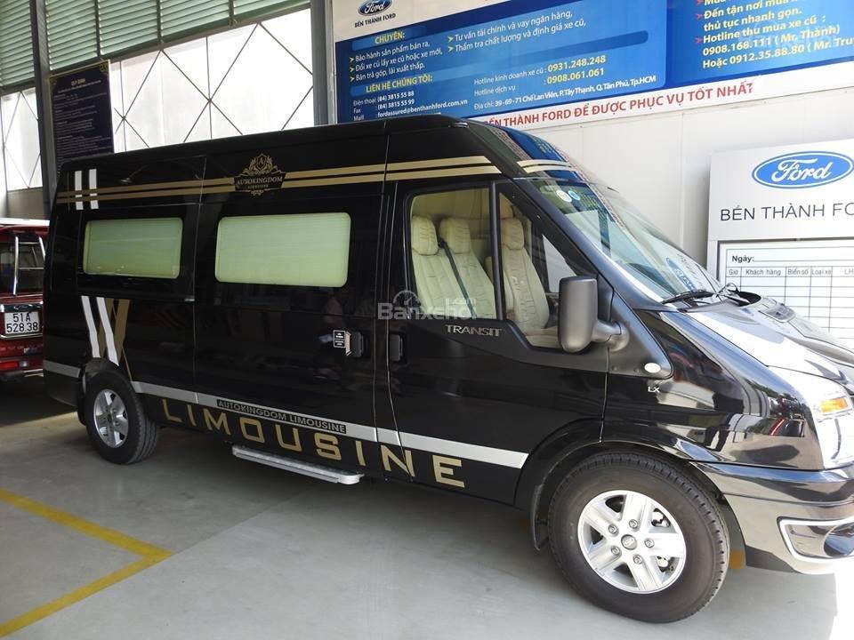 Bán xe Ford Transit Limousine 2019, phiên bản cơ bản, trung cấp, cao cấp và Vip, LH ngay: 093.543.7595 để được tư vấn-0