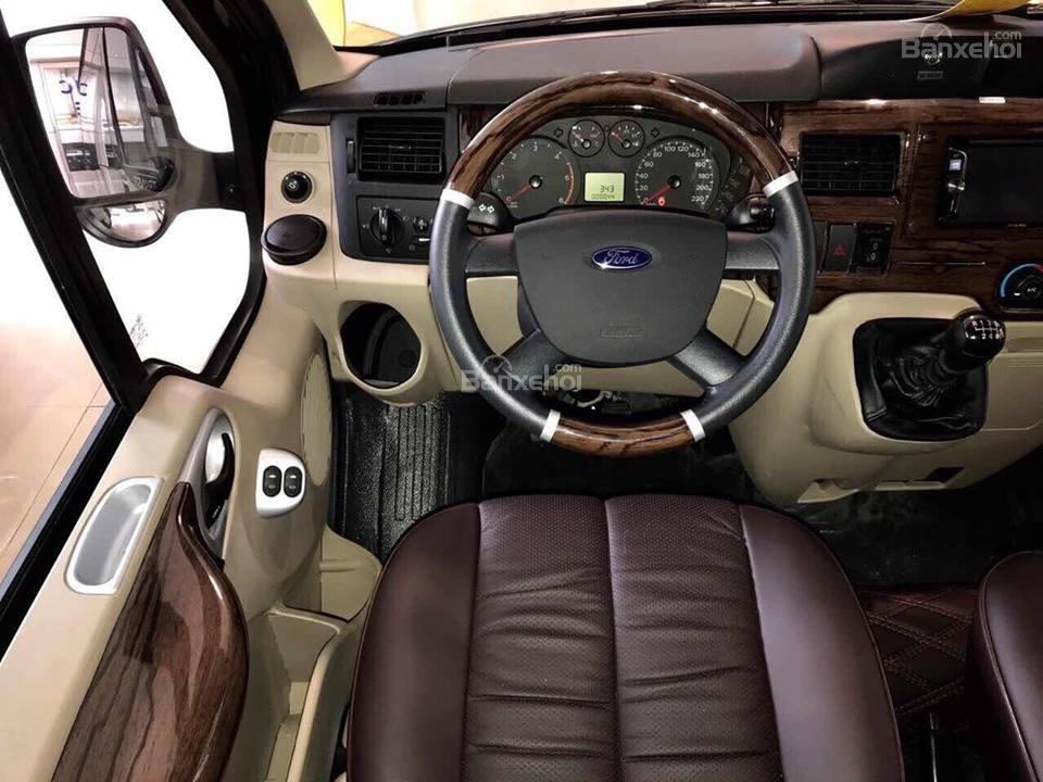 Bán xe Ford Transit Limousine 2019, phiên bản cơ bản, trung cấp, cao cấp và Vip, LH ngay: 093.543.7595 để được tư vấn-5