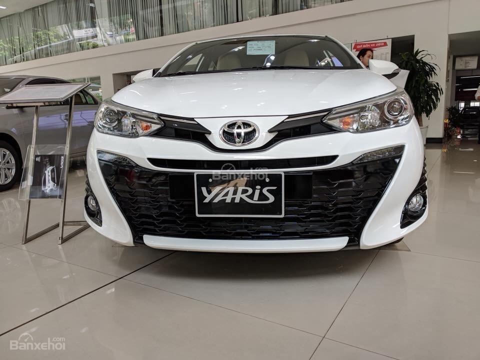 Chỉ cần 150 triệu nhận ngay Toyota Yaris hoàn toàn mới, nhập trực tiếp từ Thái Lan, call 0933331816 giá tốt (2)