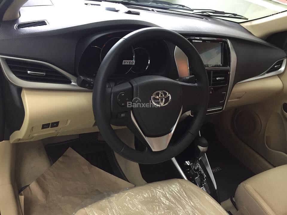 ** Hot ** Toyota Mỹ Đình - Vios 2019 khuyến mại tiền mặt trực tiếp, LH 0933331816 ép giá, trả góp 0% 6 tháng đầu (4)