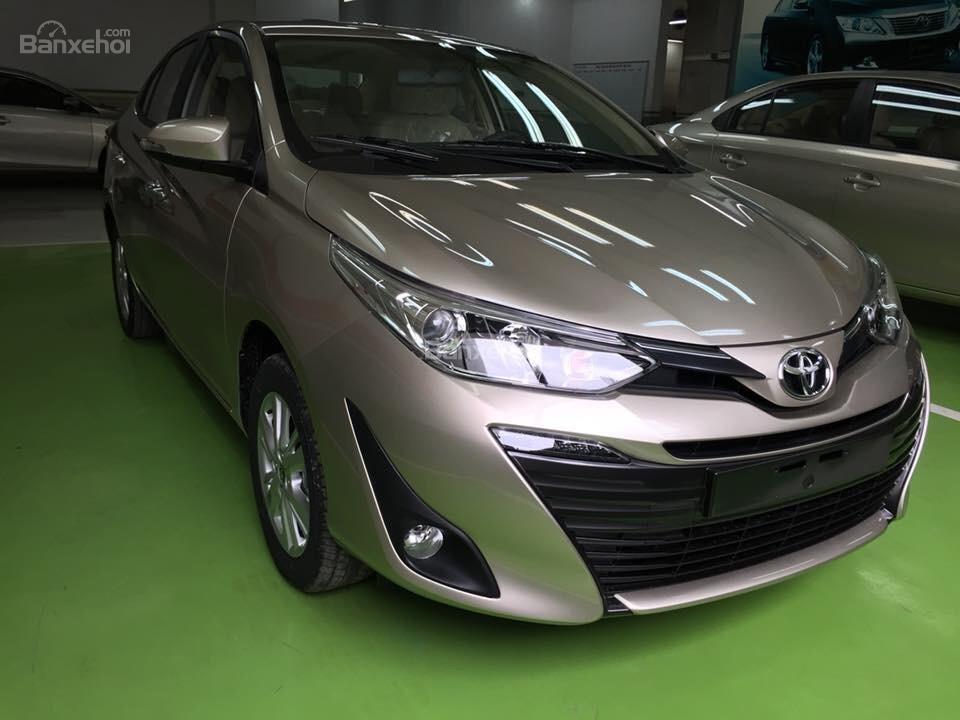 ** Hot ** Toyota Mỹ Đình - Vios 2019 khuyến mại tiền mặt trực tiếp, LH 0933331816 ép giá, trả góp 0% 6 tháng đầu (5)