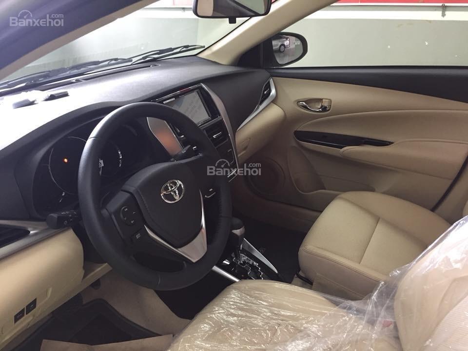 ** Hot ** Toyota Mỹ Đình - Vios 2019 khuyến mại tiền mặt trực tiếp, LH 0933331816 ép giá, trả góp 0% 6 tháng đầu (10)