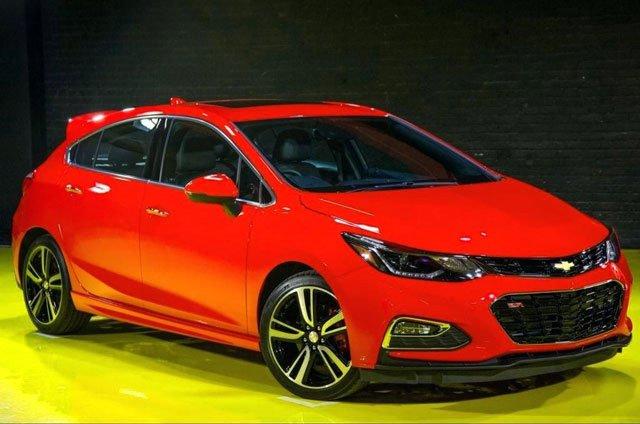Top 10 mẫu xe hatchback dưới 27.000 USD đáng mua nhất hiện nay: Chevrolet Cruze đứng đầu 1.