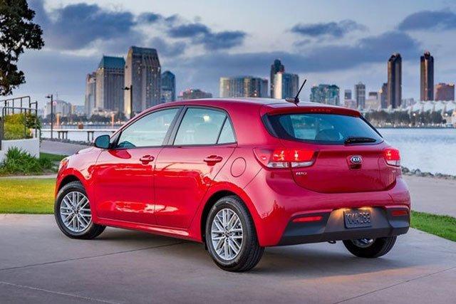 Top 10 mẫu xe hatchback dưới 27.000 USD đáng mua nhất hiện nay: Chevrolet Cruze đứng đầu 5.