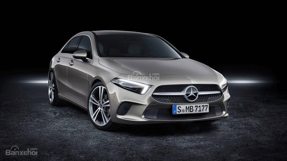 Khám phá Mercedes A-Class Sedan 2019 qua video - 1