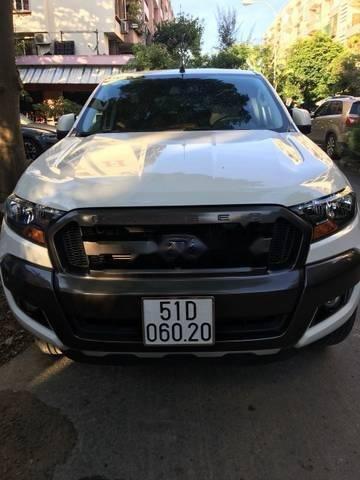 Bán ô tô Ford Ranger XL đời 2016, màu trắng, giá tốt-0