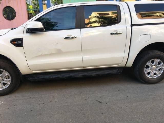Bán ô tô Ford Ranger XL đời 2016, màu trắng, giá tốt-1