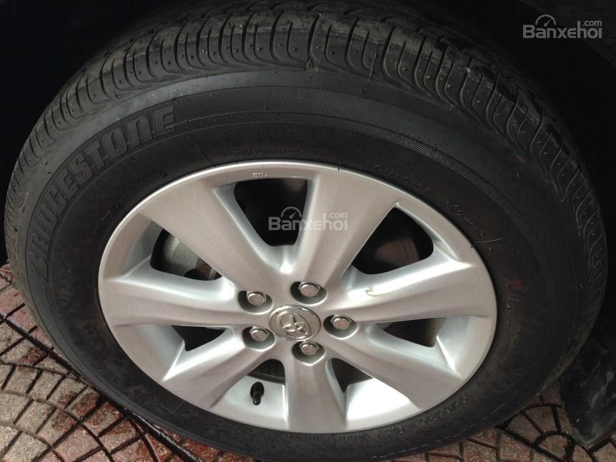 Bán xe Corolla altis chính chủ chạy ít, còn như mới (4)