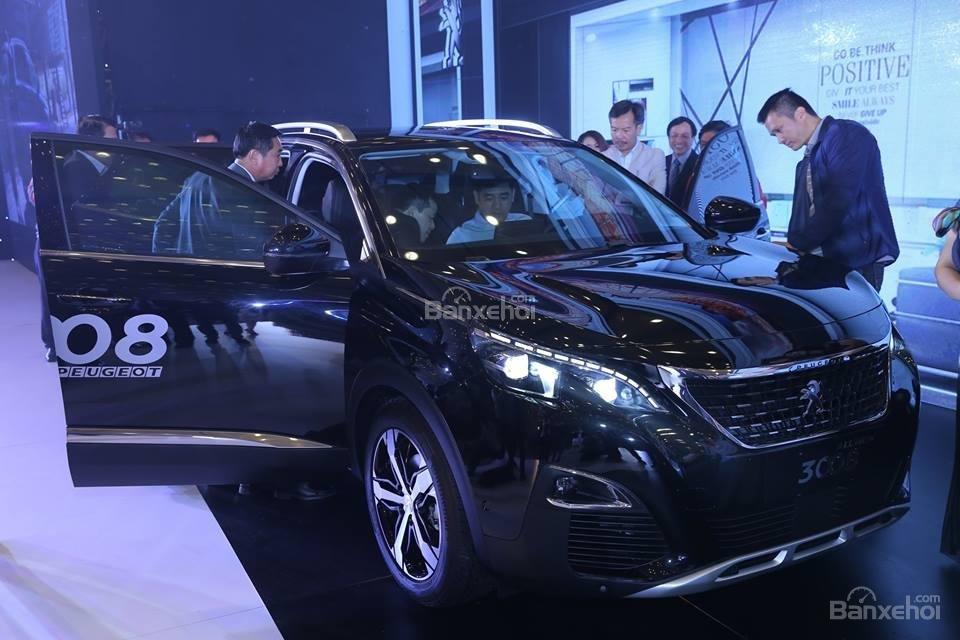 Peugeot Hải Phòng - Bán xe Peugeot 3008 đẳng cấp châu Âu, giá tốt nhất miền Bắc, tặng BHVC và phụ kiện chính hãng-2