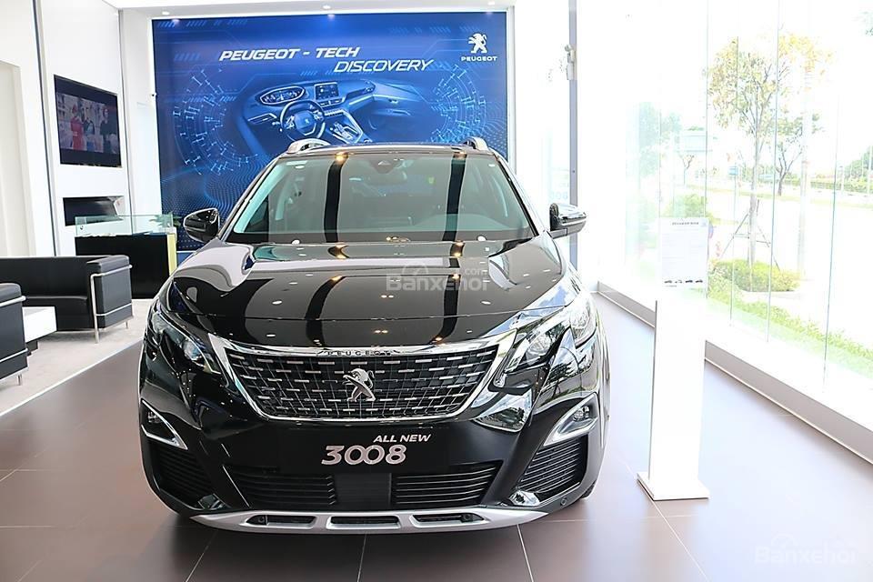 Peugeot Hải Phòng - Bán xe Peugeot 3008 đẳng cấp châu Âu, giá tốt nhất miền Bắc, tặng BHVC và phụ kiện chính hãng-5