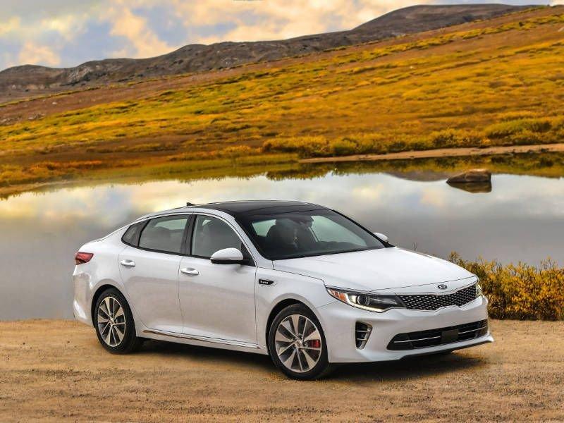 10 thương hiệu xe hơi cũ tốt nhất: Bộ tứ Toyota, Honda, Ford, Mazda có mặt! 5.