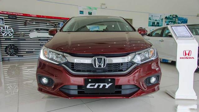 So sánh Toyota Vios 2018 mới và Honda City 2018 về đầu xe 3
