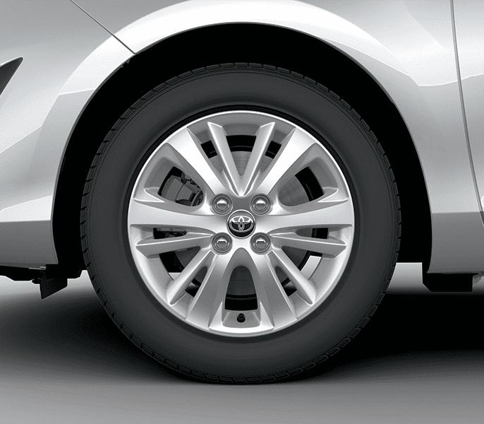 So sánh xe Toyota Vios 2019 và Mazda 2 2019 về thân xe 6