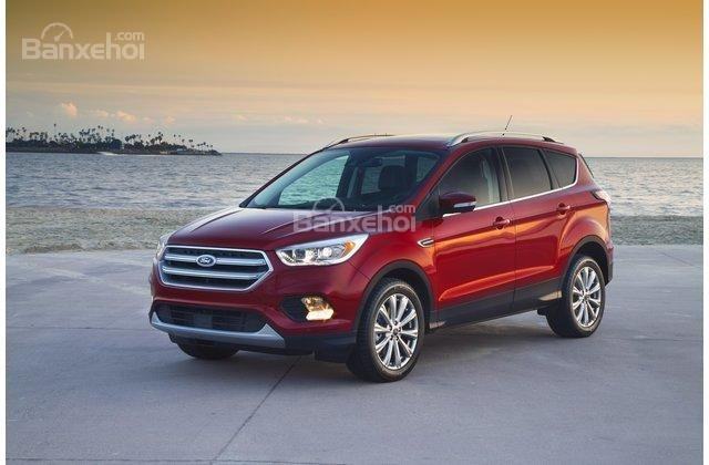 Ford Escape 2018.