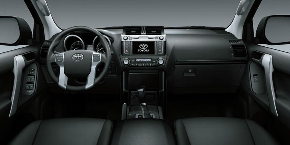 Toyota Land Cruiser Prado VX âm thầm tăng giá niêm yết thêm 78 triệu đồng - Ảnh 1.