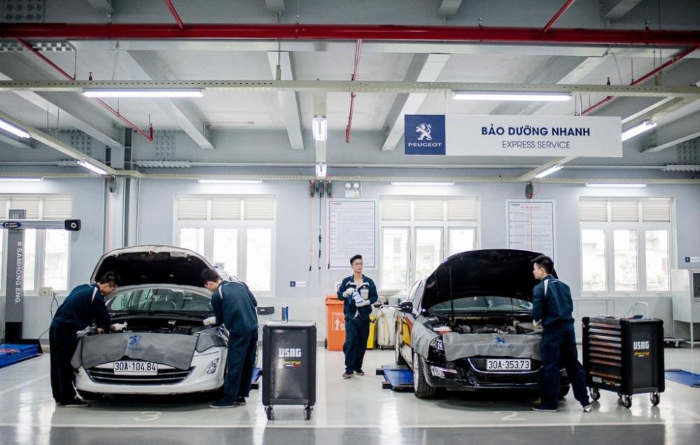 Khách mua Peugeot 5008 và 3008 All New hưởng ưu đãi đặc biệt trong tháng 8 a2