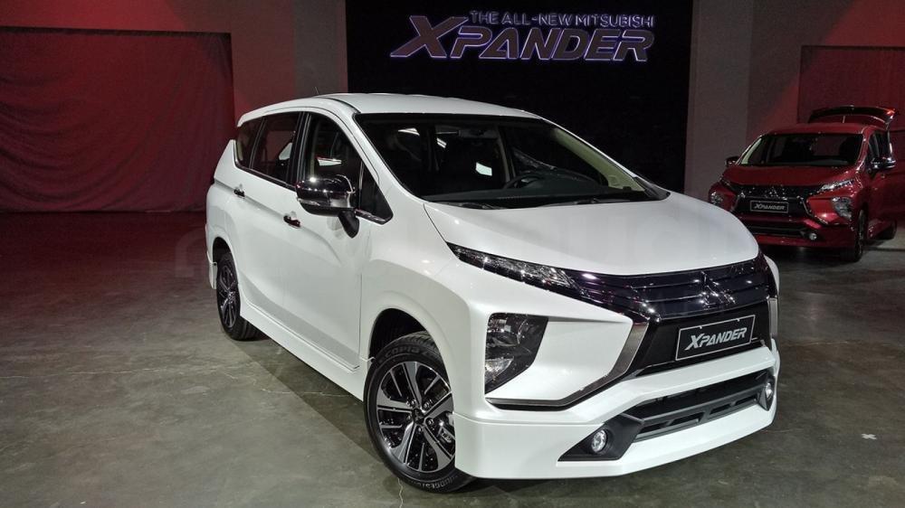MPV 7 chỗ Mitsubishi Xpander chính thức ra mắt tại Việt Nam, giá từ 550 triệu đồng 4.