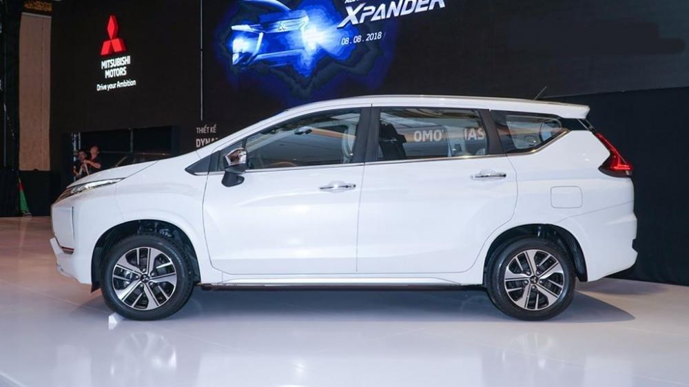 MPV 7 chỗ Mitsubishi Xpander chính thức ra mắt tại Việt Nam, giá từ 550 triệu đồng 5.