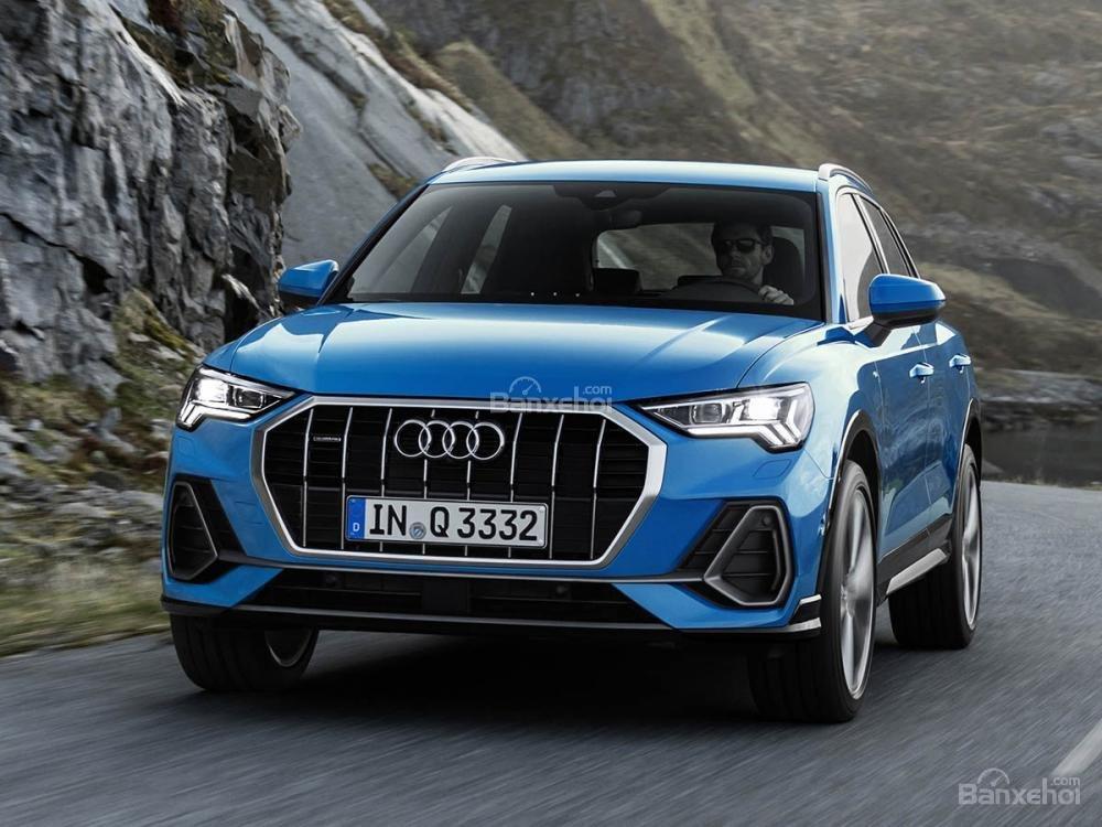 Đánh giá xe Audi Q3 2019: Mẫu xe mới cho cảm giác lái tốt hơn.