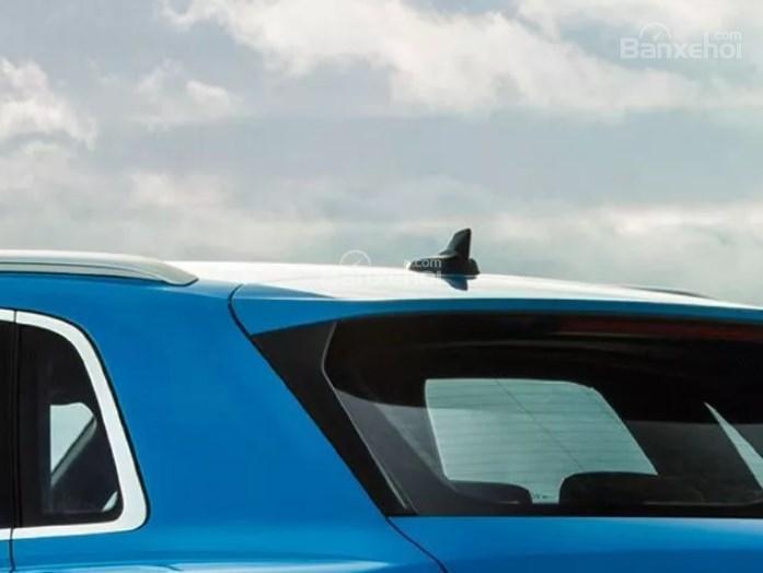 Đánh giá xe Audi Q3 2019: Cánh lướt gió đuôi.