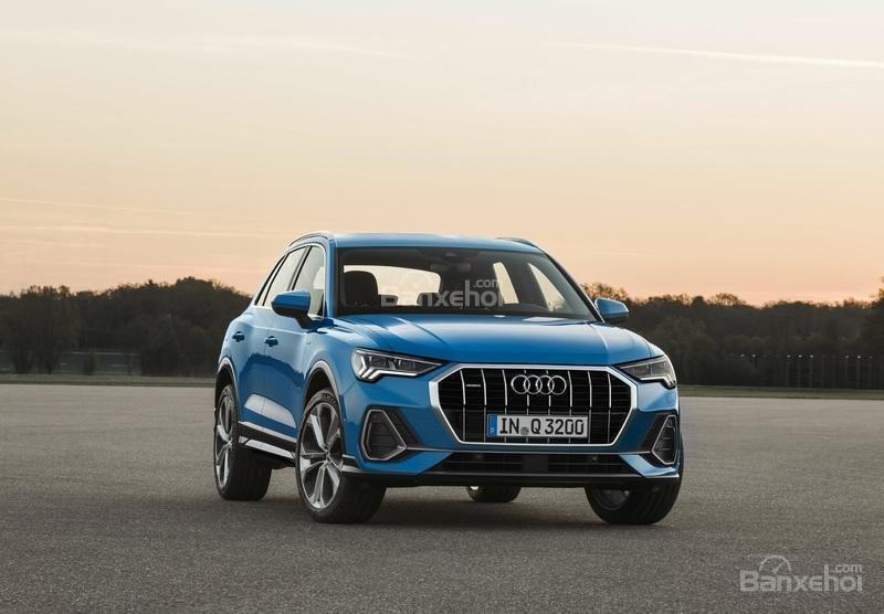 Đánh giá xe Audi Q3 2019: Sở hữu thiết kế.
