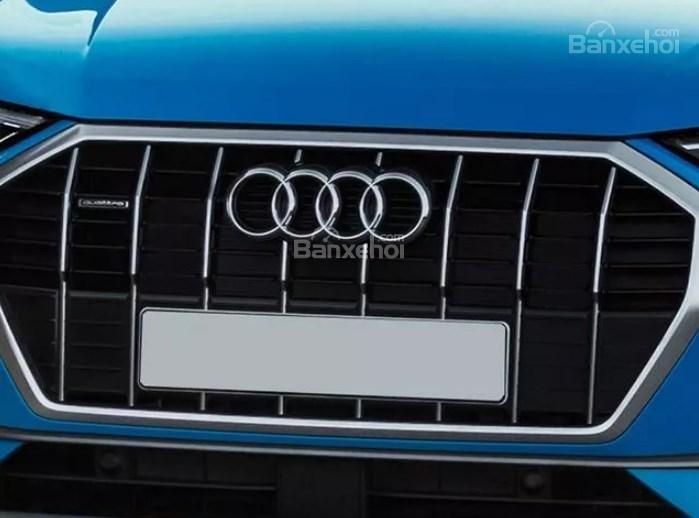 Đánh giá xe Audi Q3 2019: Lưới tản nhiệt.