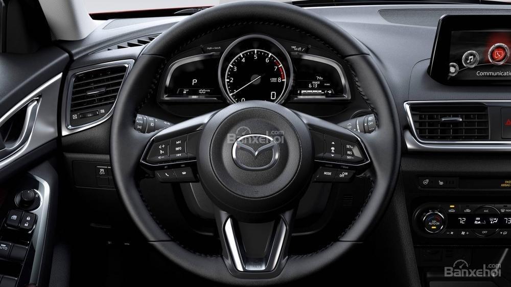 Thông số kỹ thuật Mazda 3 2019 tại Việt Nam - Ảnh 4.