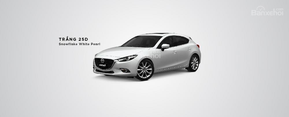 Màu xe Mazda 3
