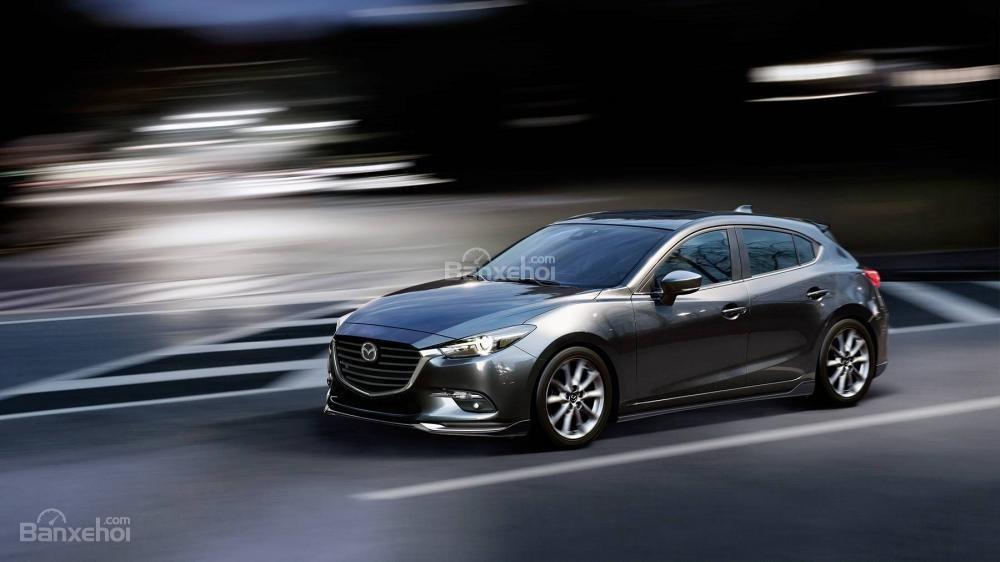 Thông số kỹ thuật Mazda 3 2019 tại Việt Nam: Sedan, hatchback mới nhất
