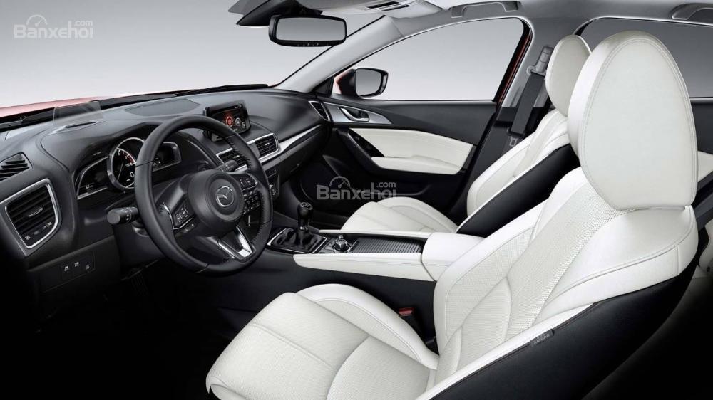 Thông số kỹ thuật Mazda 3 2019 tại Việt Nam - Ảnh 3.