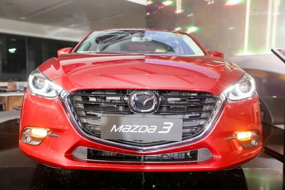 Thông số kỹ thuật Mazda 3 2019 tại Việt Nam - Ảnh 1.