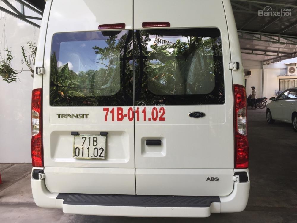 Bán Ford Transit mới 100% - Cam kết bán đúng giá, bao dịch vụ đăng ký xe (6)