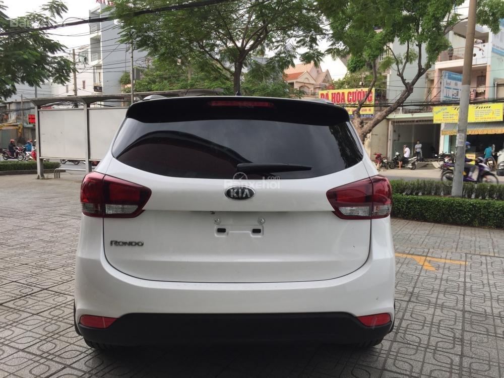 Bán xe Kia Rondo 7 chỗ GMT 2018, màu trắng, giá chỉ 609 triệu, hỗ trợ vay 90%, không chứng minh thu nhập-2