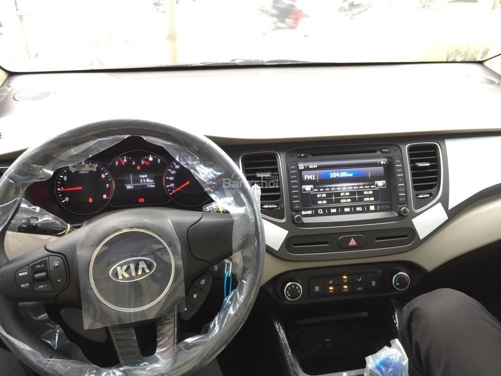 Bán xe Kia Rondo 7 chỗ GMT 2018, màu trắng, giá chỉ 609 triệu, hỗ trợ vay 90%, không chứng minh thu nhập-6