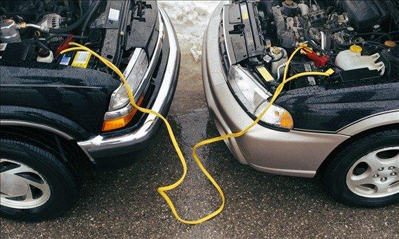 6 bước xứ lý ắc quy ô tô hết điện cho xế mới