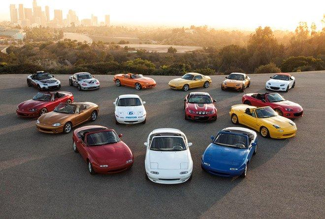 Thương hiệu ô tô Mazda của nước nào? a2