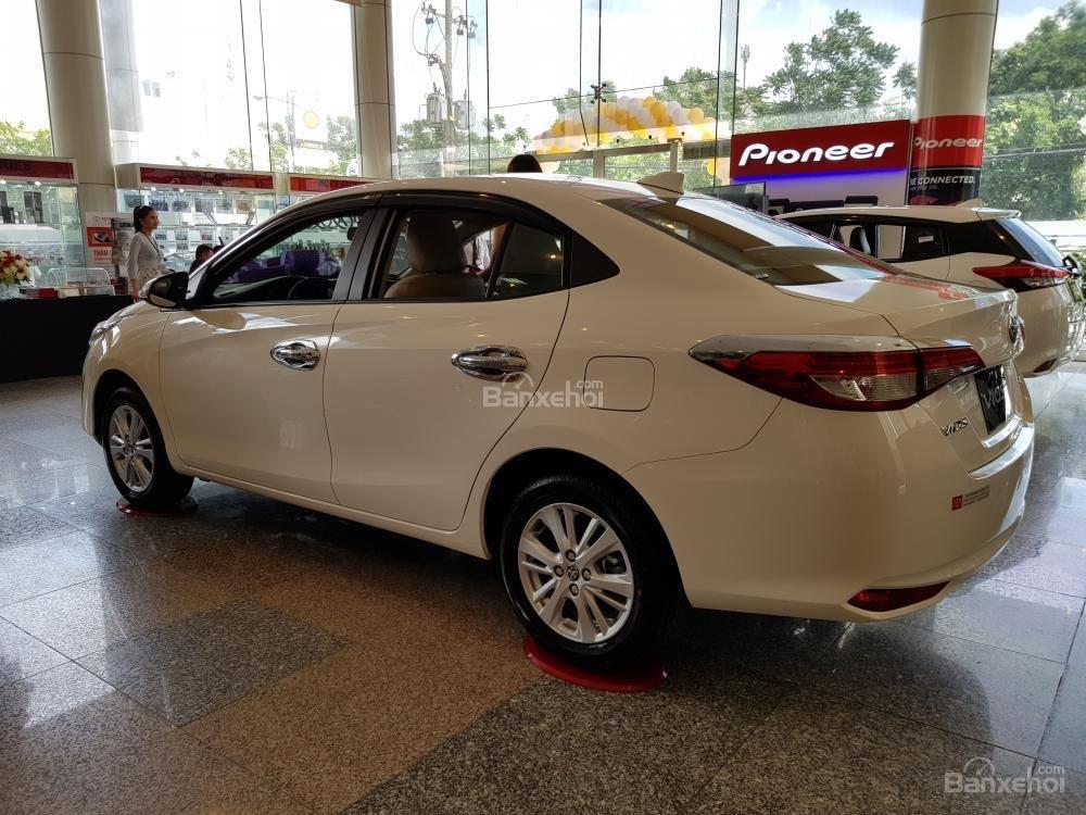 Bán Toyota Vios 1.5 G CVT - Ưu đãi giá còn 571 triệu và quà tặng - Liên hệ 0902750051-2