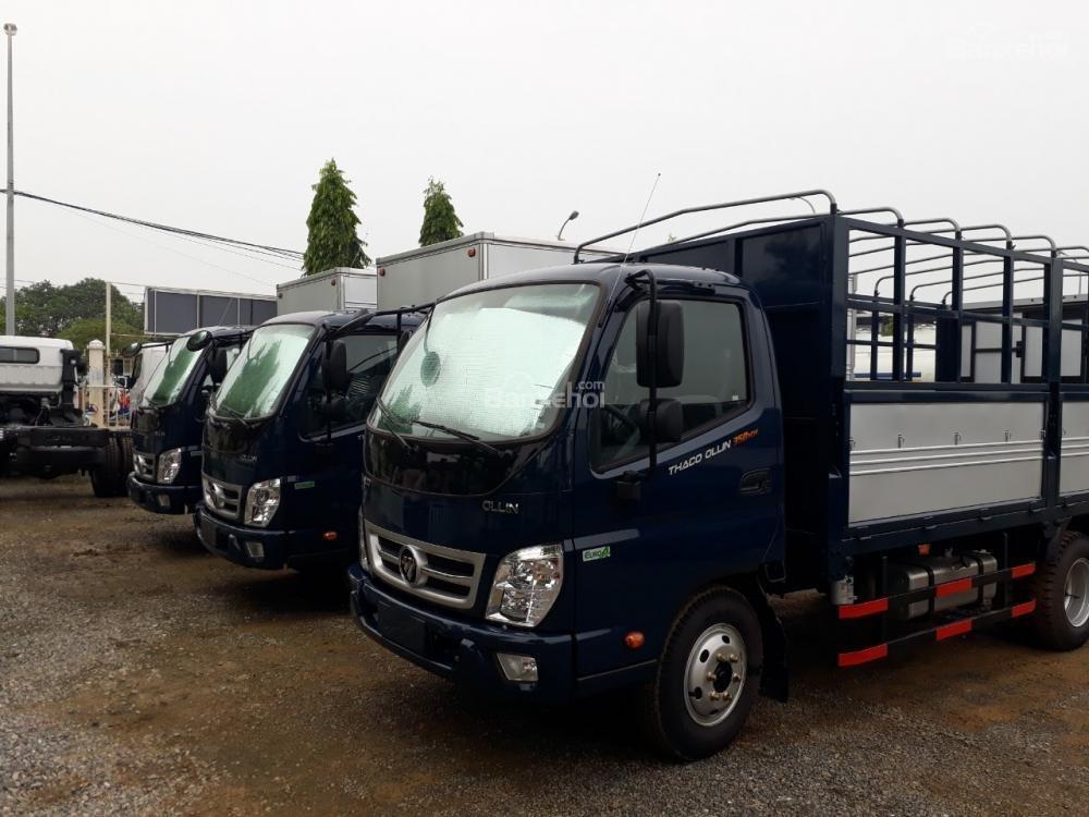 Bán xe tải Ollin350 Trường Hải tải trọng 2.35 / 3.49 ở Hà Nội-1