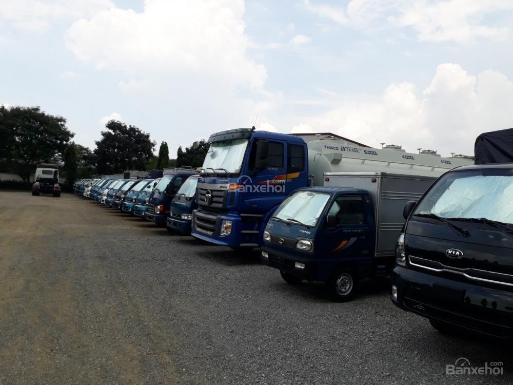 Bán xe tải Ollin350 Trường Hải tải trọng 2.35 / 3.49 ở Hà Nội-4