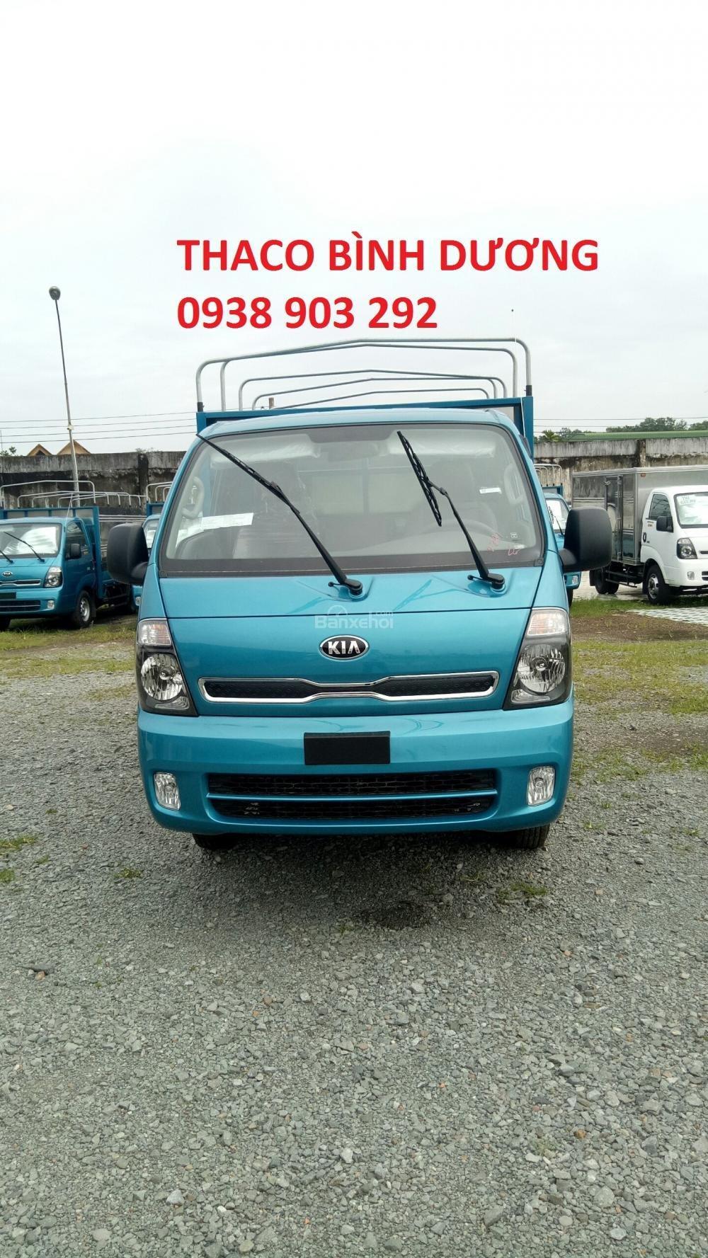 Cần bán xe tải Thaco Kia K250 thùng mui bạt 2490kg, mới 100% tại Bình Dương, giá chỉ 367 triệu, liên hệ 0938903292 (4)