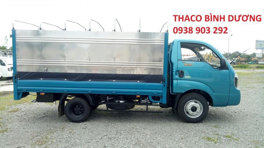 Cần bán xe tải Thaco Kia K250 thùng mui bạt 2490kg, mới 100% tại Bình Dương, giá chỉ 367 triệu, liên hệ 0938903292 (5)