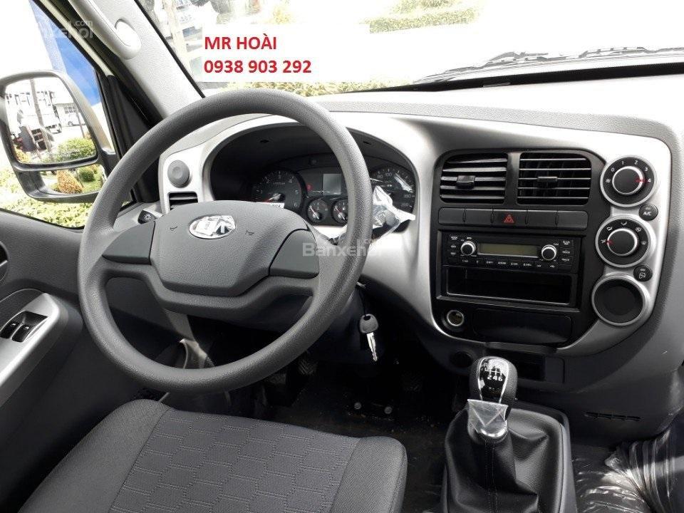 Cần bán xe tải Thaco Kia K250 thùng mui bạt 2490kg, mới 100% tại Bình Dương, giá chỉ 367 triệu, liên hệ 0938903292 (7)
