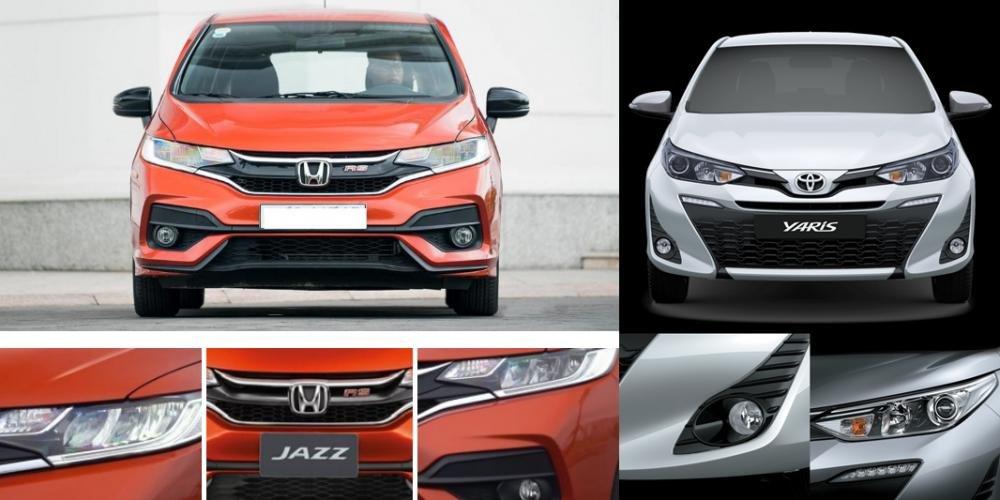 Hatchback hạng B dưới 650 triệu đồng, chọn Toyota Yaris 1.5 G 2018 hay Honda Jazz RS 2018? 5.