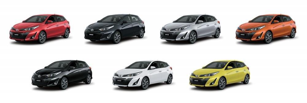 Hatchback hạng B dưới 650 triệu đồng, chọn Toyota Yaris 1.5 G 2018 hay Honda Jazz RS 2018? 13.