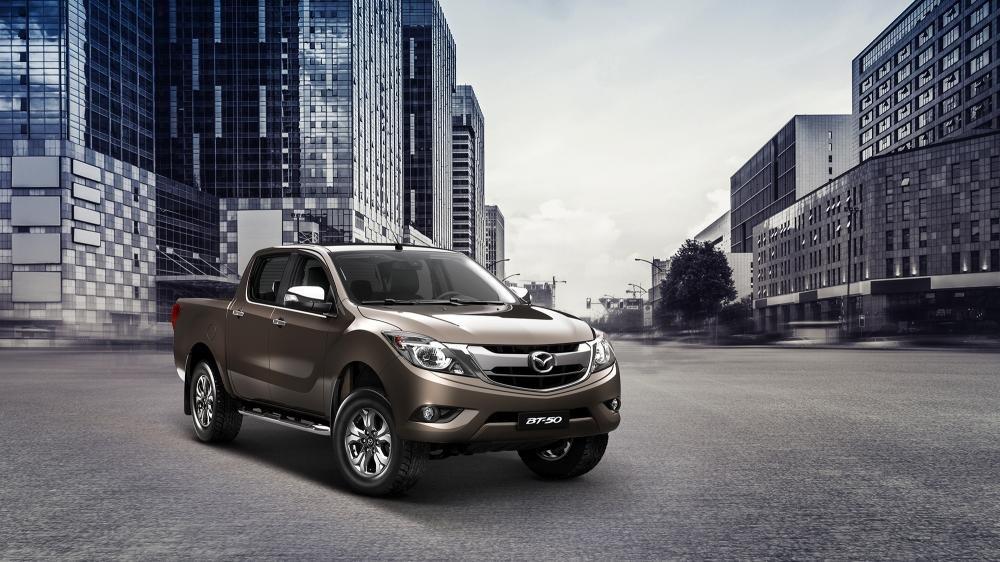 Giá xe Mazda BT-50 mới nhất.